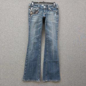 Miss Me BootCut Low Rise Jeans